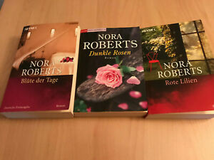 Die Garten - Eden - Triologie von Nora Roberts