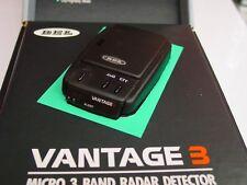 New listing Bel Vantage 3 Micro size 3 Band Radar Detector