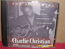 Charlie Christian - The Immortal CD Rare JAZZ