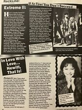 Jennifer Love Hewitt Very Young Teen Magazine Clipping Article RARE