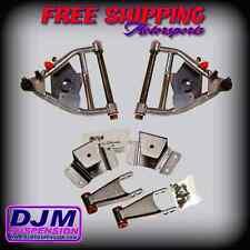 "DJM Suspension 1973-1987 C20 C30 3/4"" Lowering Drop Kit C-Arm Hangers Shackles"