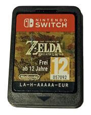 The Legend Of Zelda: Breath Of The Wild Nintendo Switch game