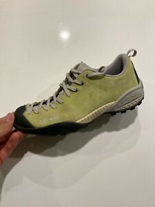 Scarpa Mojito Hiking Trail Shoes Suede Leather Men's 9 Women's 10