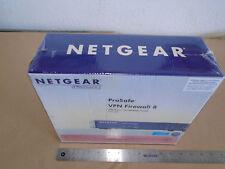 Netgear FVS318 ProSafe VPN Firewall 8-Port 10/100Mbps Switch