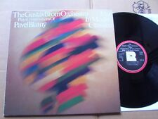 GUSTAV BROM ORCHESTRA,PLAYS PAVEL BLATNÝ lp m-/vg+ l+r rec. 40.010 Germany´77