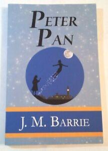 Peter Pan by JM Barrie PAPERBACK