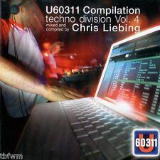 Chris Liebing - U60311 Compilation - Techno Division Vol. 4 - 2CD MIXED - TECHNO