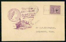 US EVENT 1933 COVER SS WASHINGTON kkm80893