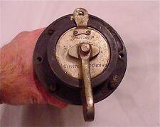 Vintage Antique Splitdorf Dual Ignition Spark Plug Coil Dash Switch Cadillac