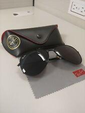 Ray-Ban Classic Black Aviator Sunglasses