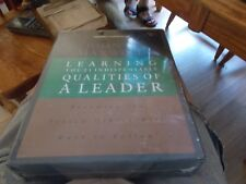 JOHN C. MAXWELL LEARNING THE 21 INDISPENSABLE QUALITIES OF A LEADER BRAND NEW