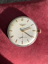Longines Automatic Movement Cal 22A Working For Parts Repair Vintage Watch