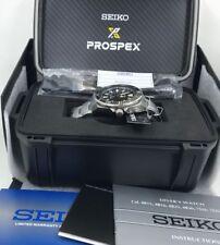 NEW!  Seiko SRPB51 Samurai Steel Prospex Watch EXTRA STRAP