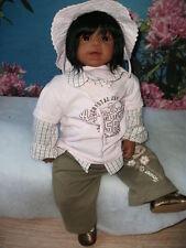 Traumhafte Reborn-Puppe Janet von Doris Stannat-Zertifikat-neu