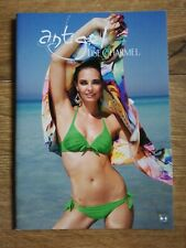 ANTIGEL by LISE CHARMEL Slip bikini con risvolto L /'antigelwood feuille ROSE NUOVO