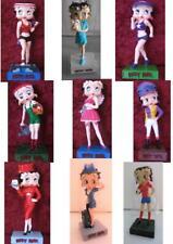 LIQUIDATION !!!!! Lot 9 Figurine Betty Boop Résine H 13 cm Neuf Voir Description