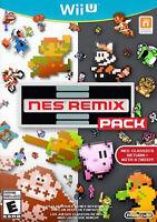 NES Remix Pack (Nintendo Wii U, 2014)