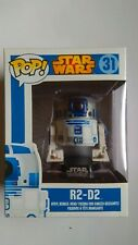 FUNKO POP STAR WARS #31 R2-D2 BOXED AND BRAND NEW