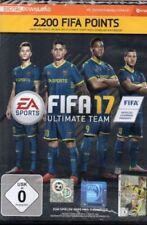 Fifa 17 - 2200 Ultimate Team puntos-pc-germano-nuevo/en el embalaje original