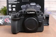 New listing Panasonic Lumix Dc-G95 Mirrorless Digital Camera Body w/Strap/Charger/Box