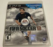FIFA Soccer 13 (Sony PlayStation 3, 2012) PS3