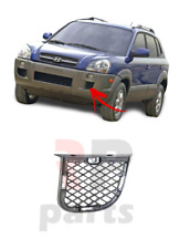 FOR HYUNDAI TUCSON 2004 - 2009 NEW FRONT BUMPER LOWER MESH GRILLE LEFT N/S