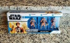 Rebel Pilot Legacy Collection Series Ii 2 Star Wars Battle Packs Evolutions Mib