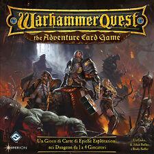 WARHAMMER QUEST - The Adventure Card Game - gioco da tavolo della Asterion Press