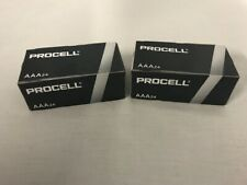 48 New AAA Procell Alkaline Batteries by Duracell PC2400 EXP 2026