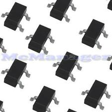 10x BFR92A NPN a basso rumore/High Gain 5GHz SMD TRANSISTOR PACK di 10