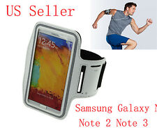 For Samsung Galaxy Note 3 III N9000 High Quality ARMBAND Arm Band Cover Case NEW