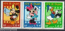 Y&T n° T3641a Fête du timbre 2004 tryptique du carnet  NEUF **