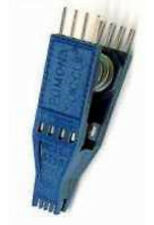 Pomona 5250 SOIC 8 pin Testclip test clip for SOP EEPROM 24,25,93CXX 93C46 ICSP