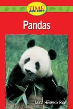 Pandas: Emergent (Nonfiction Readers), Dona Herweck Rice, 0743982193, Book, Good