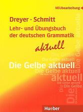 Hueber LEHR- UND UBUNGSBUCH DER DEUTSCHEN GRAMMATIK Aktuell Lehrbuch @NEW BOOK@