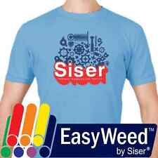 "5 Sheets-6""x15"" Siser EasyWeed-Heat Transfer-Vinyl (iron-on)-craft-hobby-cutters"