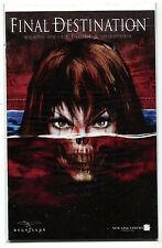 Final Destination-Death Never Takes A Vacation  #4 NM  New Line Cinema CBX40