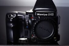 [NEAR MINT+++] Mamiya 645 PRO TL Medium Format Film Camera Body from US