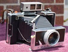 Polaroid 180 Professional Manual Camera, Owners Manual,  Film TESTED,  Clean!