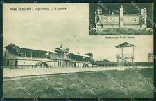 Padova Ponte di Brenta Ippodromo cartolina QT1728