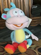 """Dora the Explorer Plush Boots monkey stuffed animal doll 14-15""""  new with tag."""