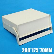 200x175x70mm Étanche Boîtier En Plastique Electronique Jonction Boîte Projet FR