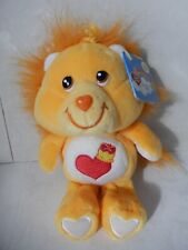 2002 Care Bear Cousins Brave Heart Lion Plush With tags never used