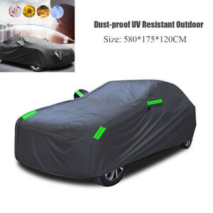 Full SUV Car Cover Waterproof Dust-proof UV Resistant All Weather Protection