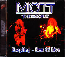 MOTT THE HOOPLE hoopling (best of live) CD NEU