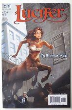 Lucifer #24 (May 2002, DC) (C4568) Vertigo Fox TV Show