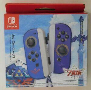 LEGEND OF ZELDA SKYWARD SWORD EDITION JOY-CON - Nintendo Switch Accessory - NEW