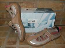 Sperry Top-Sider Brown Leather Breakers Sandals 8 M/9051202 Nice