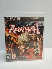 Asura's Wrath (Sony PlayStation 3, 2012) FAST SHIP