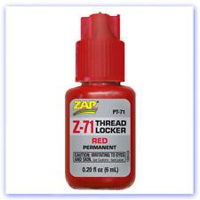 ZAP Z-71 Thread Locker (RED) Permanent Strength 0.20fl oz